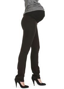 """Obrázek Kalhoty """"Gratia"""" pro těhotné; barva: černé"""