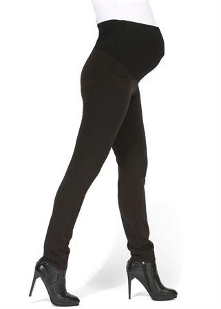"""Obrázek z Kalhoty """"Gabriella"""" pro těhotné; barva: černé"""