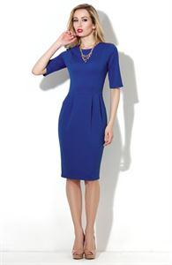 Bild von Kleid DSP-99-7 Tulpe Blau