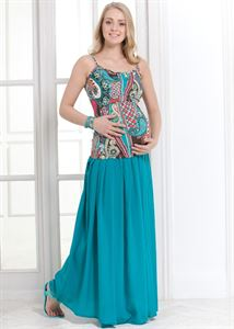 Picture of USH02 emerald skirt 2 in 1