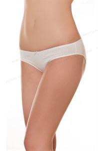 Obrázek 517 Kalhotky-pásky mléčné puntíky