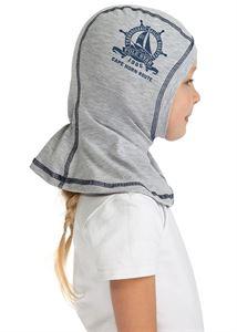 Picture of Knitwear Helmet Hat melange