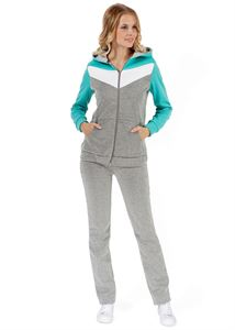 "Picture of ""Krista"" maternity melange suit"