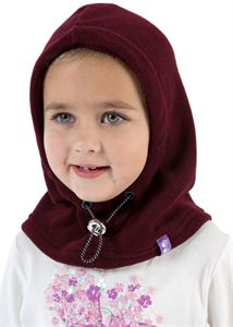 Picture of Casper Helmet Hat in claret