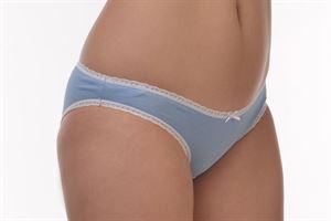 Изображение Трусы-слипы мод 517 голубые