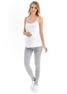 Picture of Maternity leggings in melange (LV04)