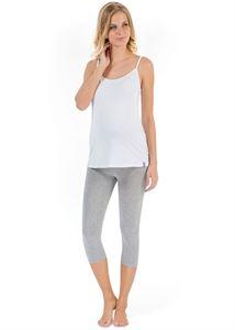 Picture of Maternity leggings in melange (LV05)