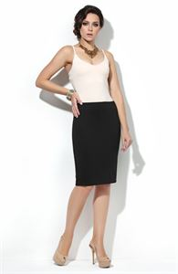 Picture of Pencil skirt DSU-26-6 black