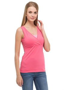 Picture of Nursing tank top MX04 ; color: pink