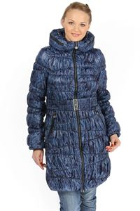 "Picture of Demi-season jacket ""Sinti"" sapphire"