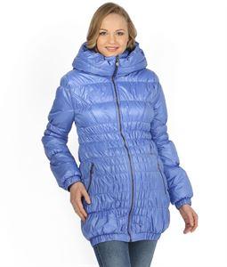 """Image de   Демисезонная куртка """"Сандра"""" 3в1  Ультрамарин для беременных и слингоношения"""