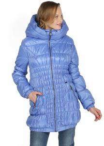 "Picture of Jacket ""Sandra"" demis. 3in1 ultramarine for pregnant women and babywearing"