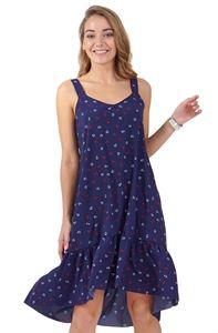 "Picture of ""Blue Belle"" maternity Sundress ; color: dark blue"