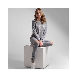"""Picture of Pants """"Vella"""" Heather grey"""