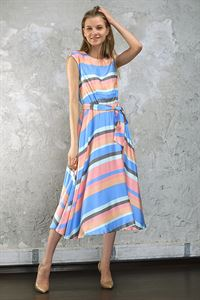 Picture of Dress Florence multicolor