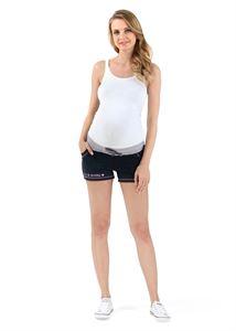 Bild von Shorts DH02 dunkelblau für schwangere