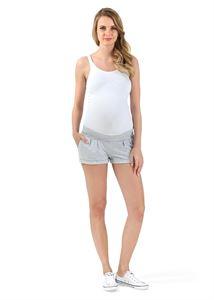 Picture of Shorts DV01 melange maternity