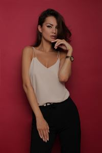 Picture of Halter FH29847 color: beige