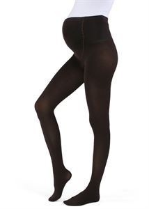 Picture of Pantyhose for pregnant women 300 DEN with special insert Support 7 PLEZIR; color: Mokko