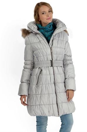 "Picture of Winter jacket ""Sydney"" gray"