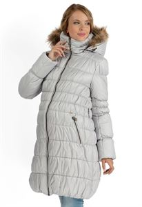 "Picture of Winter jacket for pregnant women 2in1 ""Sydney"" gray, ordinary"