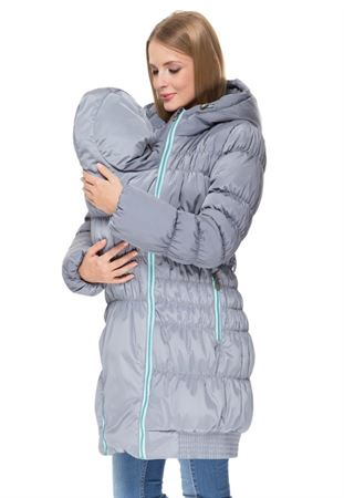 "Picture of Winter jacket 3in1 ""Hague"" color: gray"
