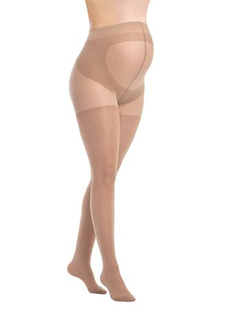 Picture of Pantyhose for pregnant women 20 DEN with special insert Support 7 PLEZIR; color: corporal