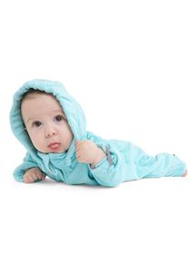 "Picture of Jumpsuit fleece ""Wendy""; color: menthol"