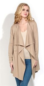 Picture of Cardigan DSK-03-24 beige