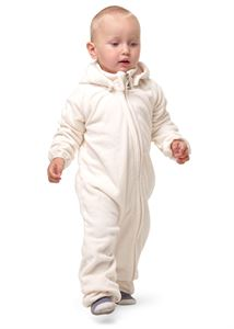 "Picture of Jumpsuit fleece ""Wendy""; color: milky"