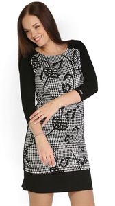 """Picture of """"Camilla"""" Maternity printed dress"""