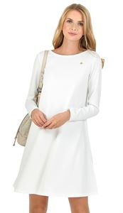 "Picture of ""Earlene"" Maternity dress; color: milky"
