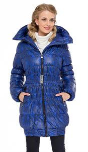 "Picture of Winter jacket 3in1 ""Iceland"" color: black-blue"