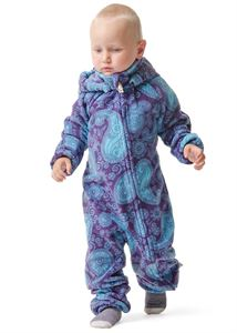 "Picture of Jumpsuit fleece ""Classic""  Paisley NEW"