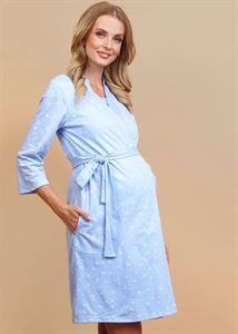 """Bild von Set """"Julie"""" für Schwangere und Stillende; Farbe: blau"""