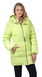 "Picture of Winter jacket 2in1 ""Malta"" for pregnant women, usual color: lime"