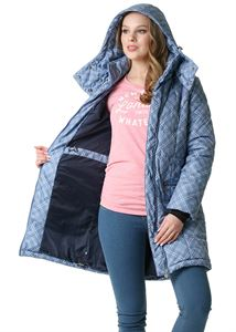 "Picture of Winter jacket 2 in 1 ""Madeira""; color:  color: blue"