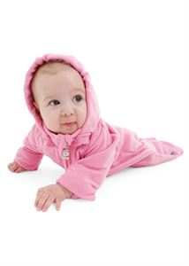 "Picture of Children's overalls ""Wendy""; pink colour"