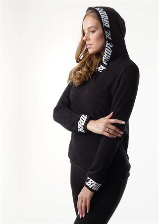 """Bild von Anzug """"Vivian"""" für Schwangere und Stillende; Farbe schwarz"""