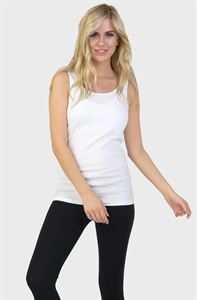"""Изображение Майка """"Дора"""" для беременных и кормящих; цвет: белый"""