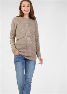 "Picture of Jumper ""Mateo"" for pregnant and lactating; color: beige"