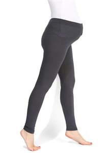Picture of Maternity leggings in dark grey (LV04)