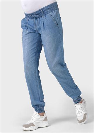 """Bild von Jeans """"Madrid"""" für Schwangere; Farbe: dunkles Denim"""