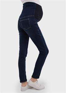 """Bild von Jeans """"070"""" für Schwangere; Farbe: dunkles Denim"""